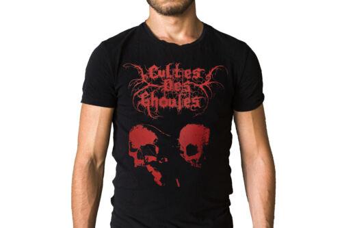 Cultes Des Ghoules Haxan 2008 Album Cover T-Shirt