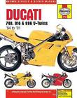 Ducati 748, 916 & 996 Service and Repair Manual by Matthew Coombs (Paperback, 2014)