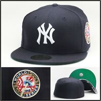 Era York York Yankees Fitted Hat 1949 World Series Side Patch Mlb