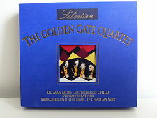 CD ALBUM Coffret Selection GOLDEN GATE QUARTET DCD 747 BLU