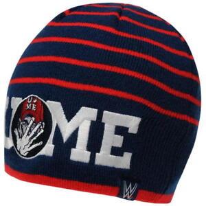 Details about WWE Beanie Hat Junior Boys Girls NEW JNR Cap Winter Warm  Wrestling WWF John Cena 278bf232996