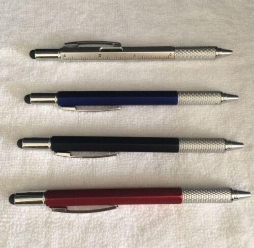 FL:6in Mini Schraubenzieher Schraubendreher Touchstift Kugelschreiber