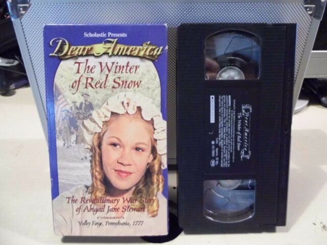 Dear America The Winter Of Red Snow The Revolutionary War Diary