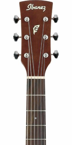 Ibanez PF12MHCE-OPN Electro Acoustic Guitar Open Pore Natural