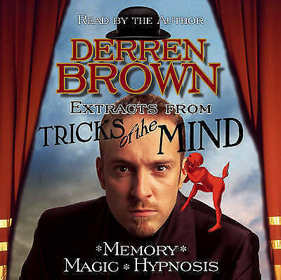 1 of 1 - Extracts from Tricks of the Mind, Brown, Derren, Good, Audio CD