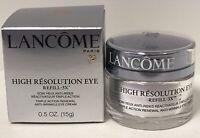 Lancôme High Rèsolution Anti-wrinkle Eye Cream