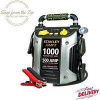 Stanley Starter Jump Peak Battery Amp Car Charger Air Compresor Accessories