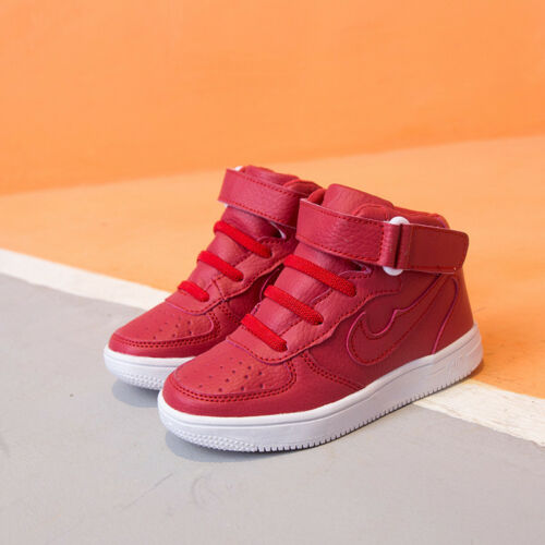 GIRLS BOYS SHOES RUNNING CHILDREN TRAINERS NEW KIDS COMFORT SPORTS SCHOOL SHOES