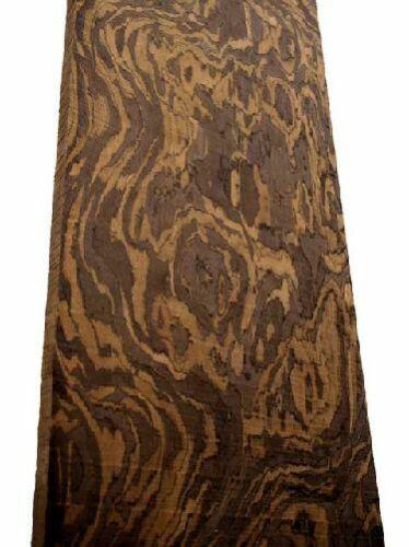 Ebono Maser loupe de bois noyer Brett SaRaiFo 62x18cm 25 mm