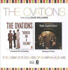 Hooked on a Feeling/Having a Party * by The Ovations (Soul) (CD, Mar-2009, Kent)