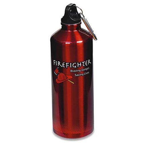 Abbey Press FIREFIGHTER Stainless Steel Water Bottle