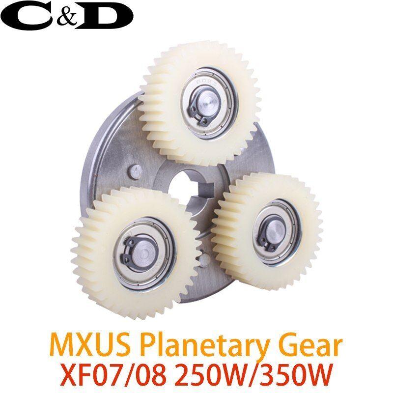 MXUS XF07 XF08 Clutch and Planetary Gear