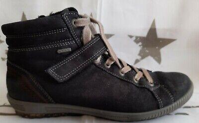Legero NP 99,95€ Tanaro Damen Mädchen Leder Sneaker halbhoch