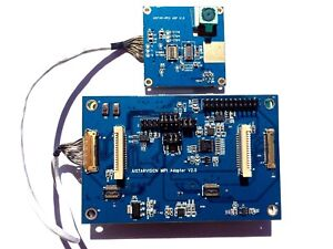 96Boards-MIPI-Adapter-with-OV5645-auto-focus-camera-board