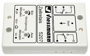 Viessmann-5207-Zeitrelais-Nuevo