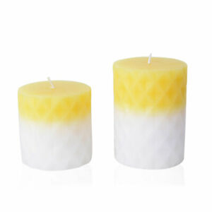 Home-Decor-Aromatherapy-Set-of-2-Parafin-LED-Color-Changing-Candle-Included