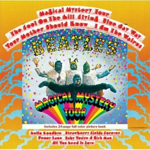 The Beatles - Magical Mystery Tour [New Vinyl] 180 Gram, Rmst, Reissue
