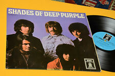 DEEP PURPLE LP SHADES OF ORIG GERMANY EX BLU ODEON LAMINATED COVER