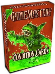 Agressif Pathfinder Rpg-gamemastery Condition Cartes-afficher Le Titre D'origine