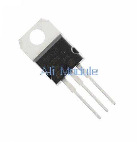 5PCS TIP120 120 NPN Darlington Transistors TO-220 New AM