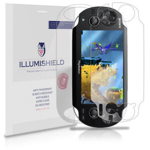 iLLumiShield-Screen-Back-Protector-3x-for-Sony-Playstation-PS-Vita-WiFi