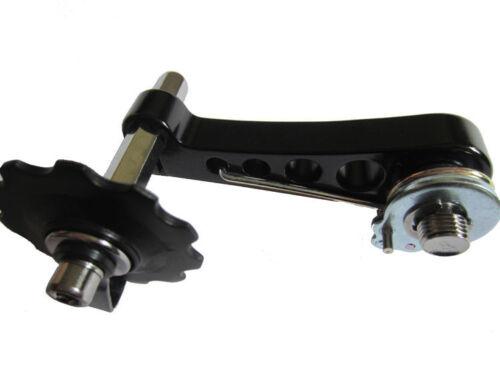 Single Speed catene tenditore CNC-fresata quadro occhio Bmx Fixie 68mm NUOVO