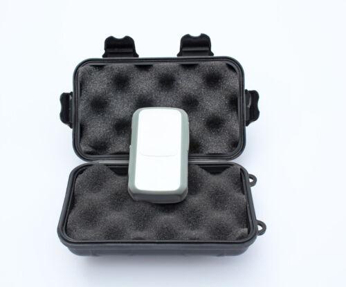 Espía Resistente Al Agua Gps Tracker box//case//enclosure Discreet//covert//hidden safe//bag