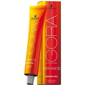 SCHWARZKOPF-IGORA-VIBRANCE-60ML-BRAND-NEW-ALL-COLOURS-AVAILABLE