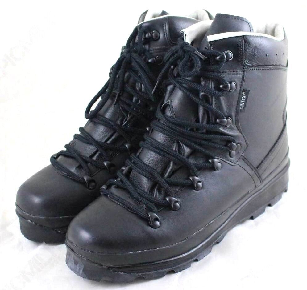 German Army Style Mountain Stiefel - Winter Waterproof Windproof Thinsulate Lined