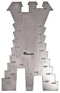 Freund Tools No 01133000 Sheet Metal Scribe Stainless