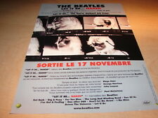 THE BEATLES - NAKED - 17 NOV!!!!!!!!!!!!! FRENCH ADVERT