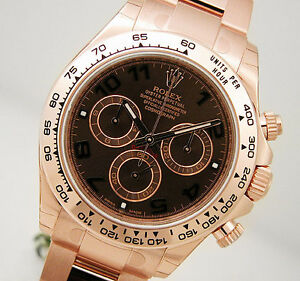 Rolex-Cosmograph-Daytona-116505-Everose-Gold-Oyster-Chocolate-Arabic-Dial-40mm