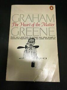 GRAHAM-GREENE-THE-HEARTH-OF-THE-MATTER-INGLESE-DISCRETO-BUONO