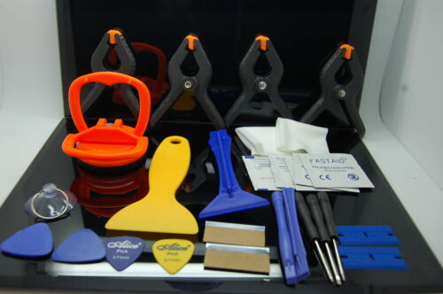 28 in 1 COMPLETE TABLET OPENING TOOLS, ALL YOU NEED FOR OPENING TABLETS,IPAD