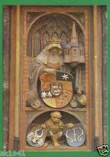 Marburg Lahn Klaus Laaser # 12 Elisabethenrelif von Ludwig Juppe am Rathausturm