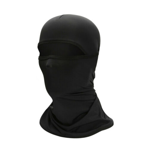 SUMMER WINDPROOF OUTDOOR CYCLING HIKE NECK FULL FACE HAT BALACLAVA COVER FADDISH