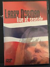 DVD Larry Norman/ LIVE AT SEASIDE / CHRISTIAN ROCKER PIONEER  rare !!
