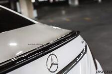 MERCEDES BENZ AMG STYLE PAINTED TRUNK SPOILER FOR W205
