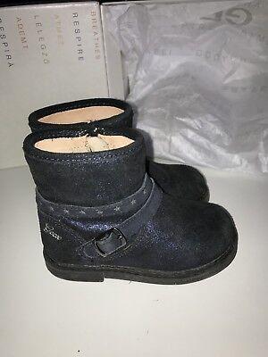 GEOX Stivali Bambina stivaletti Scarpe Bimba N.23 Pelle ho anche Liu Jo Twinset | eBay