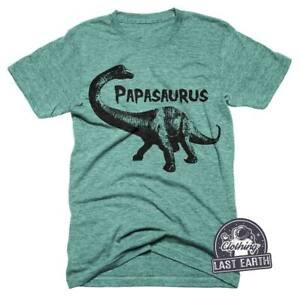 ad602b41 Papasaurus T-Shirt, Funny Dad Shirt, Gifts For Dad, Dinosaur Shirt ...