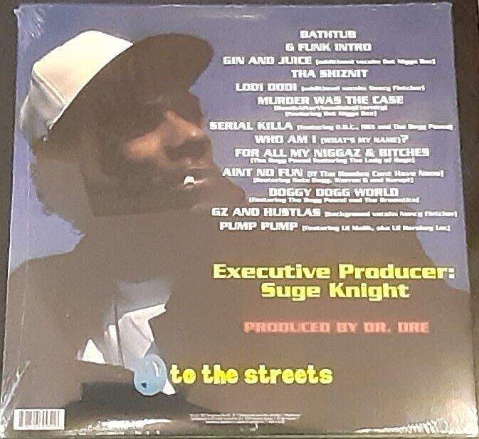 LP, Snoop Dogg, Doggy style + Rhytm gangsta