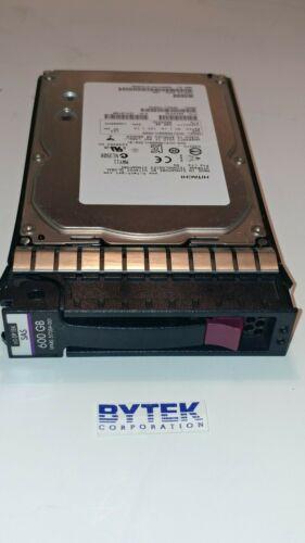 HP Compatable  600GB 6G 15K 3.5 SAS HDD 0b24532 w//HP Tray 517354-001 516828-b21