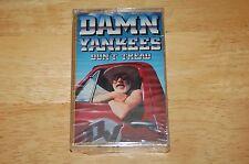 Damn Yankees - Don't Tread (sealed cassette)