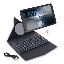 kwmobile Schutz Hülle für Samsung Galaxy Tab E 9.6 Schwarz Smart Kunstleder
