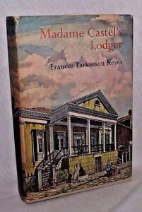 Madame-Castel-039-s-Lodger-Frances-Parkinson-Keyes-1962-HBDJ-Beauregard-House-War