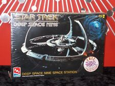 AMT ERTL 1994 Star Trek Deep Space Nine Space Station Model Kit 8778 NEW/SEALED
