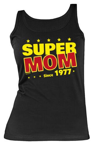 Tshirt 42 Geburtstag Damenshirt Frauen T-Shirt Geburtstag 42 Jahre Jahrgang 1977