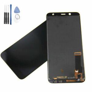 Pantalla-tactil-LCD-digitalizador-para-Samsung-A6-2018-SM-A600FN-A600DS-Negro