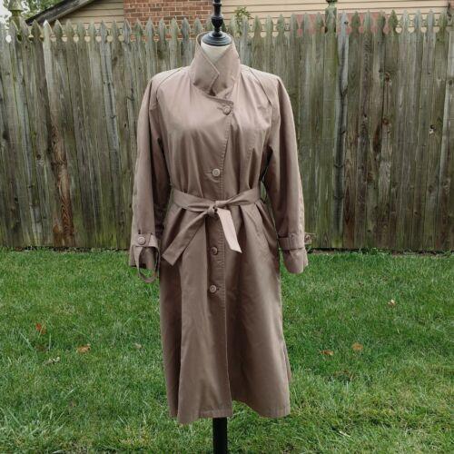 Vintage London Fog® Khaki Belted Trench Coat