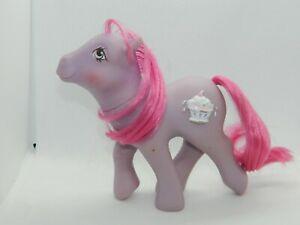 1980s My Little Pony G1 Vintage Sherbet #1